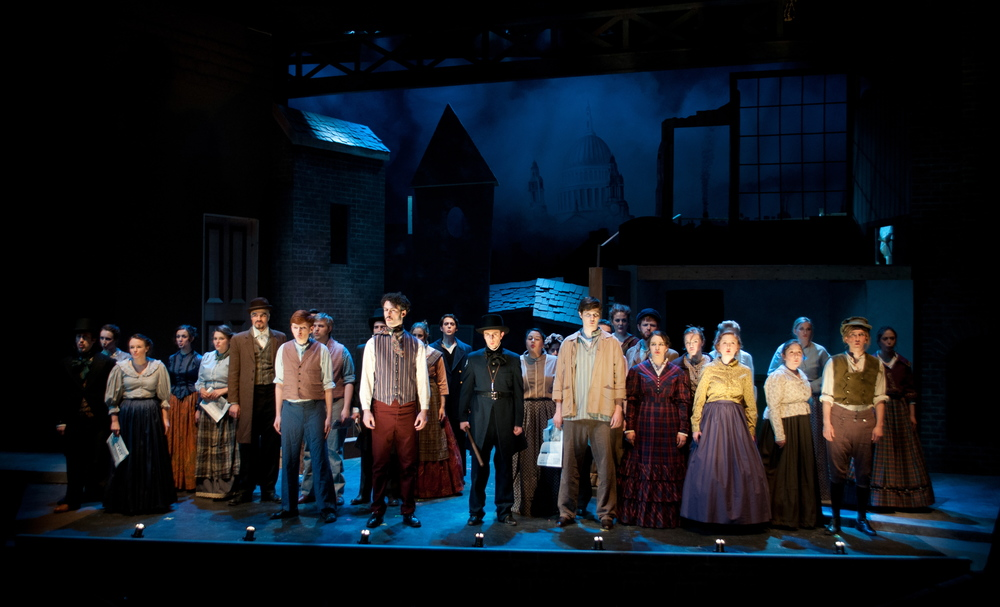 Sweeney Todd at Skidmore College