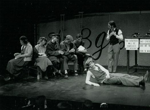 The Threepenny Opera - Skidmore College Theater