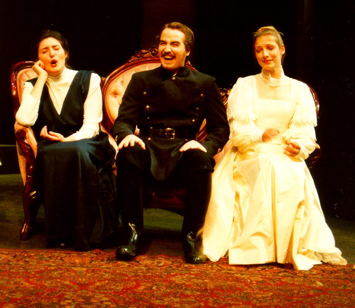 The Three Sisters (2001) at Skidmore College Theater