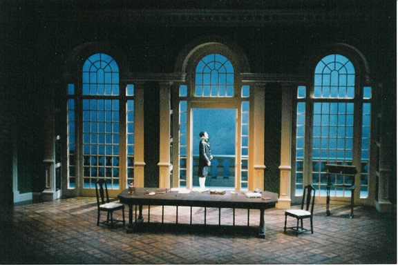 Arcadia - Skidmore College Theater