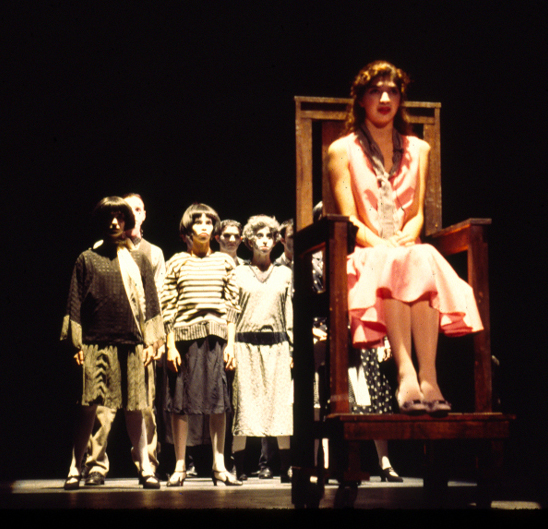 Machinal - Skidmore College Theater