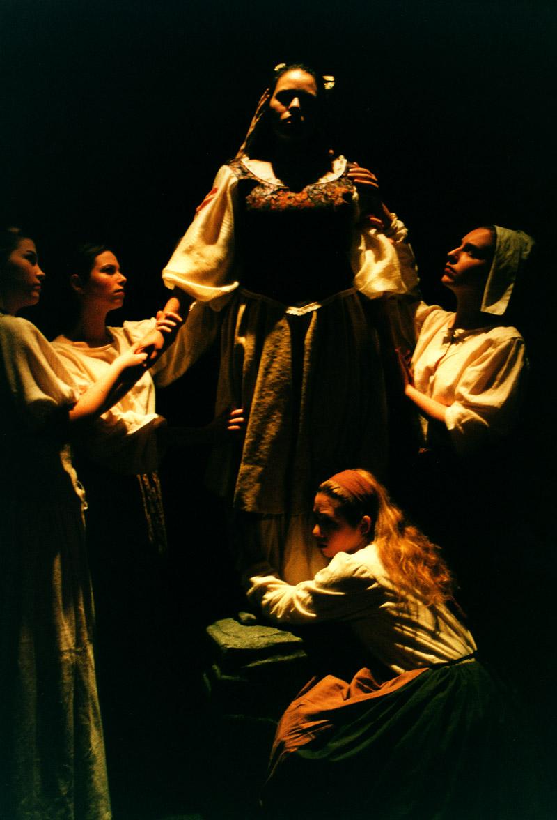 Vinegar Tom - Skidmore College Theater