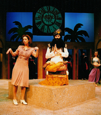 The Comedy of Errors (2002) at the Skidmore College Theater