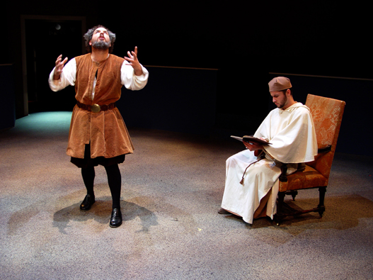 The Life of Galileo at the Skidmore College Theater
