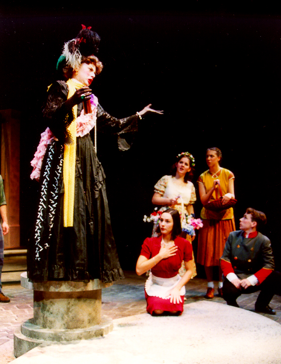 The Madwoman of Chaillot at Skidmore College