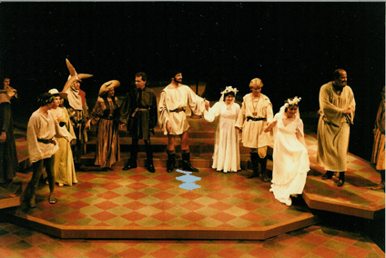 As You Like It at the Skidmore College Theater