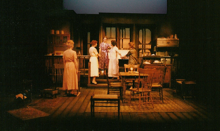 Ladyhouse Blues at Skidmore College Theater