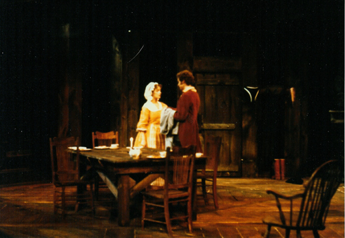 The Devil's Disciple at Skidmore College Theater